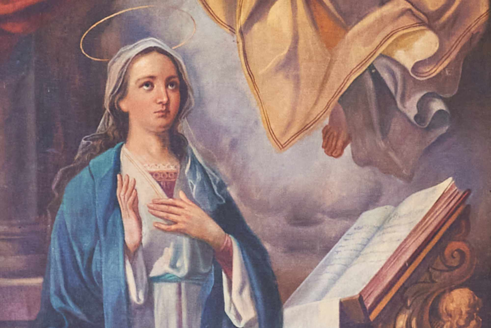 Maria – Mutter und Jüngerin Jesu